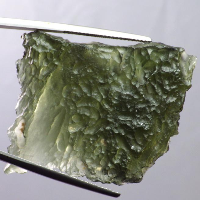 Bohemian Moldavite 65 40 Ct